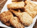 Рецепта Лесни домашни сладки - ореховки